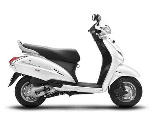 rent activa bike in goa