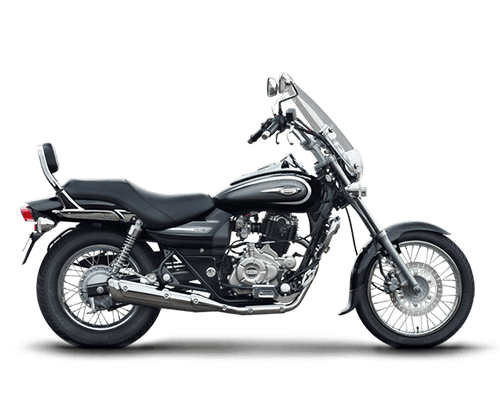rent bajaj avenger cruise/street bike in goa