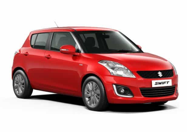 rent maruti swift car in goa