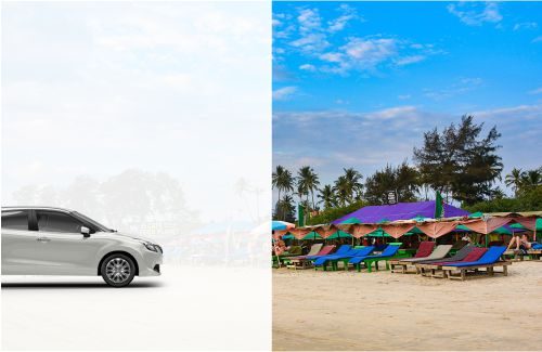 rent a car in calangute goa