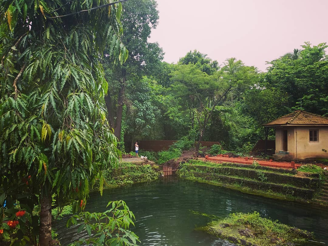 Netravali Bubbling Lake - Top Places to visit in South Goa