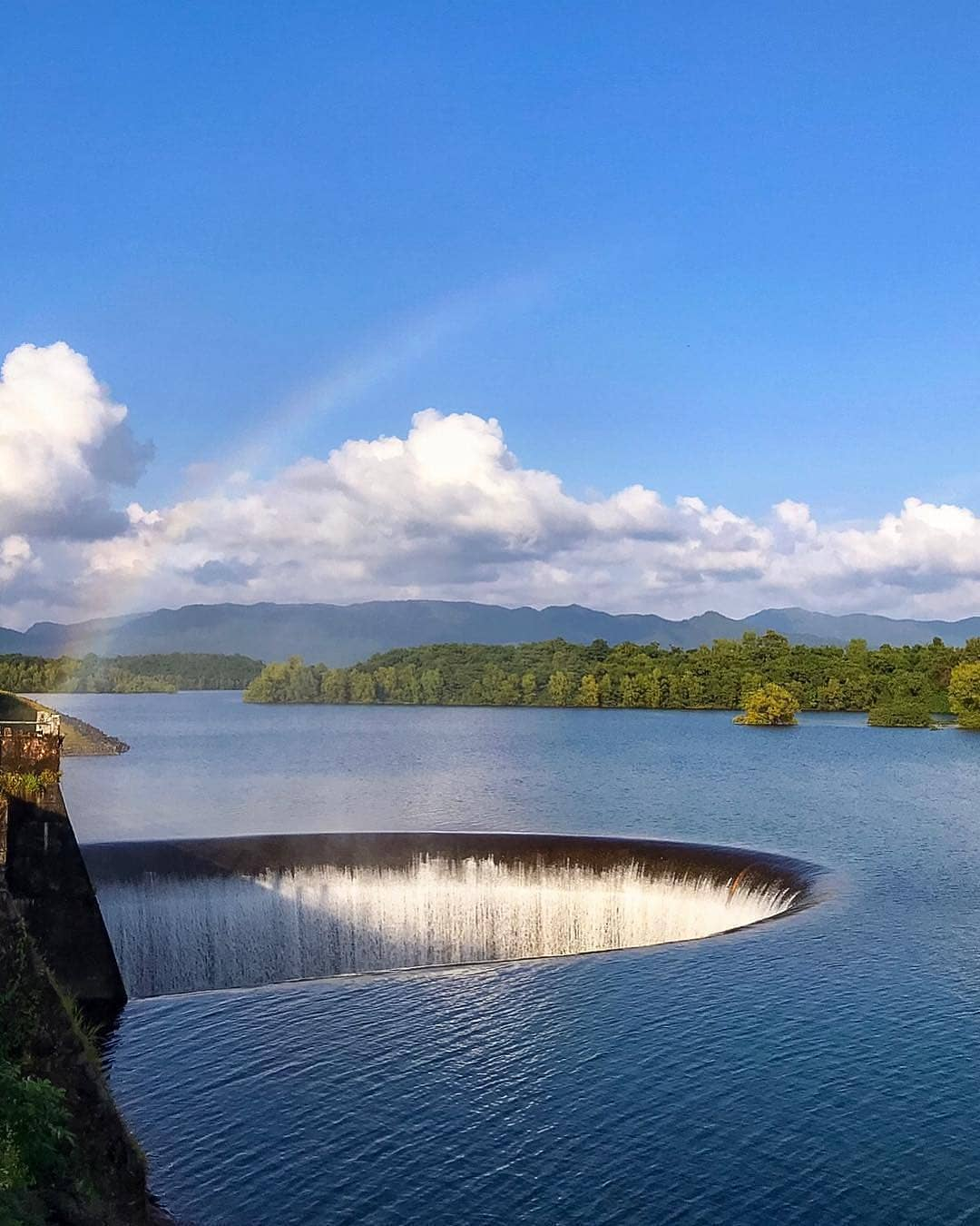 Salaulim Dam - Top Places to visit in South Goa