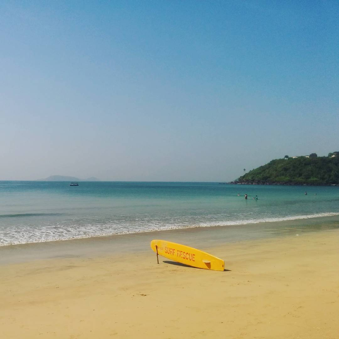 Bogmalo Beach - South Goa beach