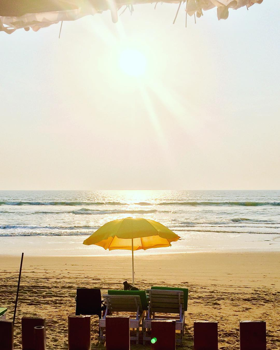 Cavelossim Beach - South Goa beach
