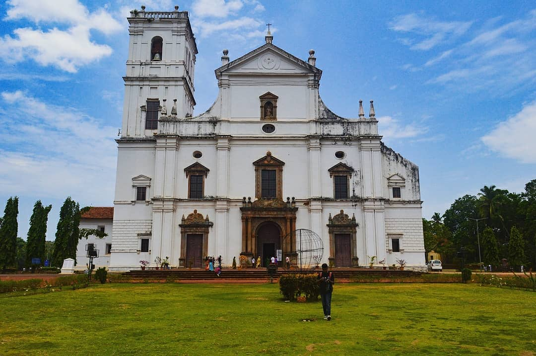 Church of the Cross of Miracles - South Goa Church